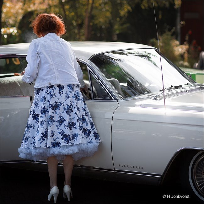 Petticoat, Petticoat kledingstuk, klokrok, klokrokje, jaren 50, jaren 60, midden vorige eeuw, jaren 50 sfeer