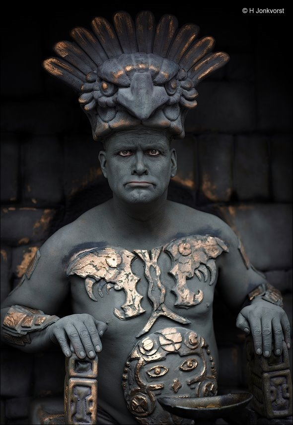 World living statues Arnhem 2017, Levende beelden Arnhem 2017, Living Statues Arnhem 2017, World living statues Arnhem, Levende Beelden Arnhem, Levende Beelden, Living Statues, Inca Beschaving, Inca Godheid