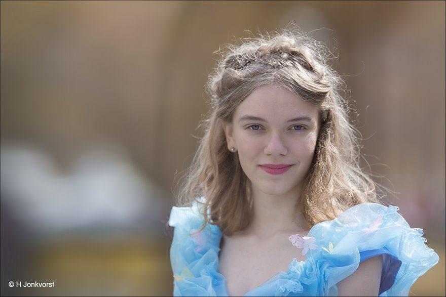 Assepoester, Disney Prinses, Prinses, Elfia 2017, Elfia, Elfia Haarzuilens, portret, portret fotografie