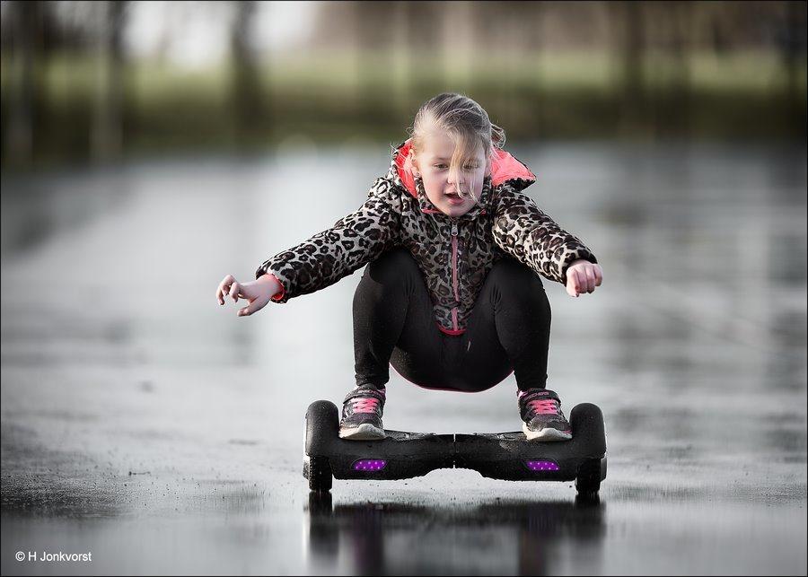 Heb jij al een hoverboard, hoverboard, balans op een hoverboard, hoverboard balans, balanceren op een hoverboard, hoverboard stunts, hoverboard stunten, jezelf in evenwicht brengen, Wendy, Sport