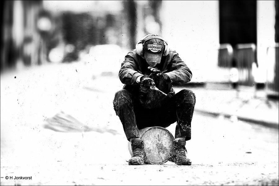 Kampen 31 december, Carbidschieten Kampen 2017, carbidschieten Brunnepe 2017, Carbidschieten Brunnepe, Vreugdevuur, carbid schieten Kampen 2017, Kampen, Brunnepe, Noordweg, Carbidschieten 2017
