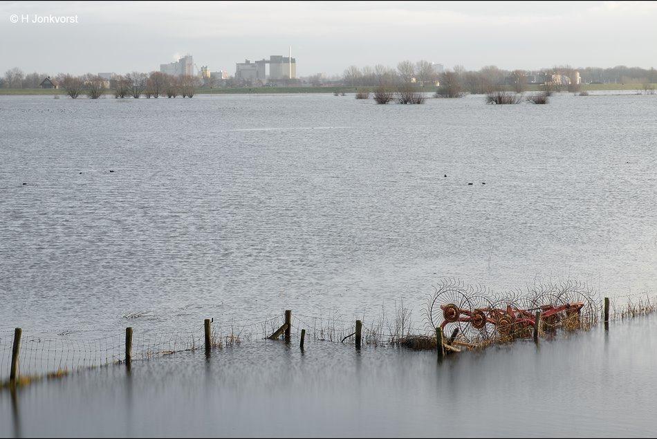 als landbouw verdwijnt, Waar landbouw verdwijnt, Stijging zeespiegel, stijgen van zeespiegel, hoogwater, hoogwater IJssel, Hoogwater Nederland, hoogwater rivieren, Hoogwater Zalk, Uiterwaarden, Uiterwaarden IJssel