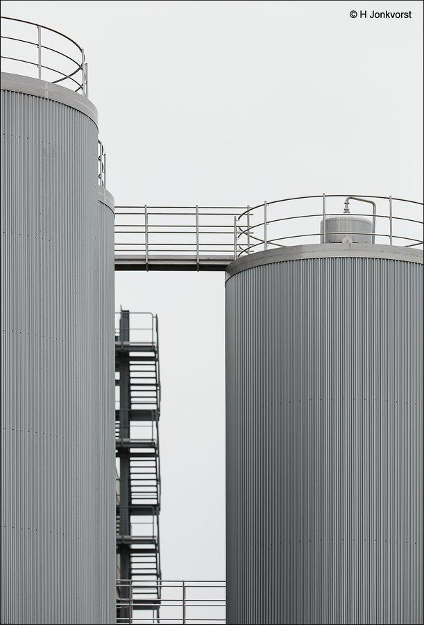 DOC Kaas, DOC Kaas Hoogeveen, dutch original cheese, kaasfabriek, silo, silo's, silo kaasfabriek, DMK GROUP, zuivelcoöperatie, industriële fotografie, Fotografie, Foto