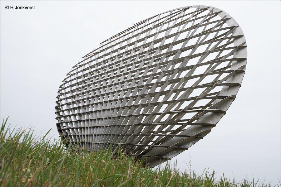 Velden van Nevel, Velden van Nevel sculptuur, Velden van Nevel kunstwerk, kunst, Ruud van de Wint, Waaier, Kunst Hoogeveen, Fotografie, Foto, Fujifilm XT2
