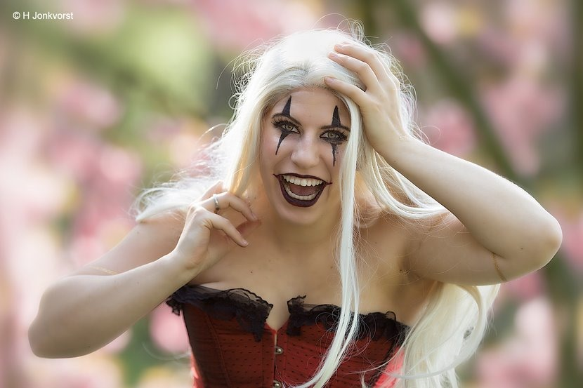 Elfia, Elfia 2018, Elfia Haarzuilens, Elfia Haarzuilens 2018, Fantasy Festival, Elf Fantasy Fair, Kasteel de Haar, Portret, Portretfotografie, Gekostumeerd Feest, Madness, waanzin, insane