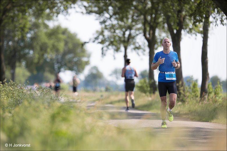 Triathlon Staphorst, Triatlon Staphorst, Triathlon Staphorst 2018, Triatlon Staphorst 2018, kwart triathlon, Triathlon hardlopen, Triathlon fietsen, Staphorst, Sport, Fotografie, Foto
