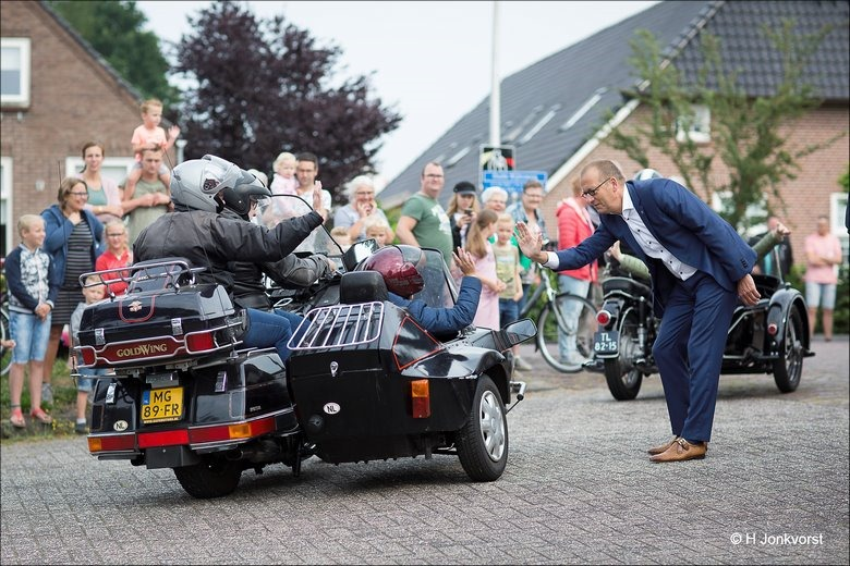 Staphorst, Stien Eelsingh rit 2018, Stien Eelsingh rit, A.M.B.C. AMBC Staphorst, Fotografie, Foto