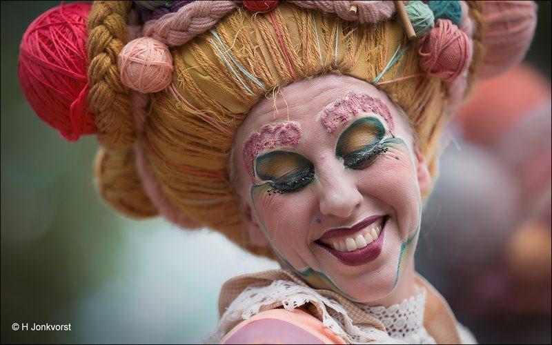 van katoen, Jelicious, Jelicious van katoen, Jelicious Straattheater, C'est la Vie Emmen, C'est la Vie Emmen 2018, C'est la Vie Straattheater
