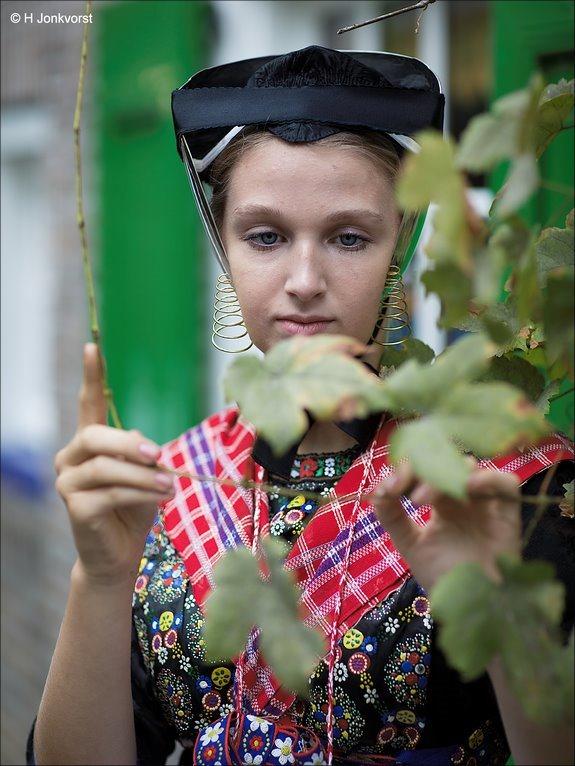 Staphorst, Portret van Staphorst, Museum Staphorst, Staphorster klederdracht, Staphorster Streekdracht, Staphorstdagen, Staphorstdagen 2018, Portret, Portret Klederdracht, Fotografie, Foto