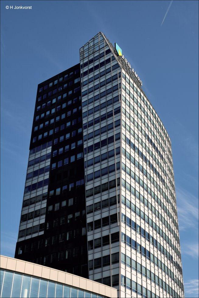 IJsseltoren van Zwolle, IJsseltoren, Zwolle, hoogste gebouw van Zwolle, architect René Steevensz, Wolkenkrabber, Wolkenkrabber Nederland, Architektuur, Fotografie, Foto