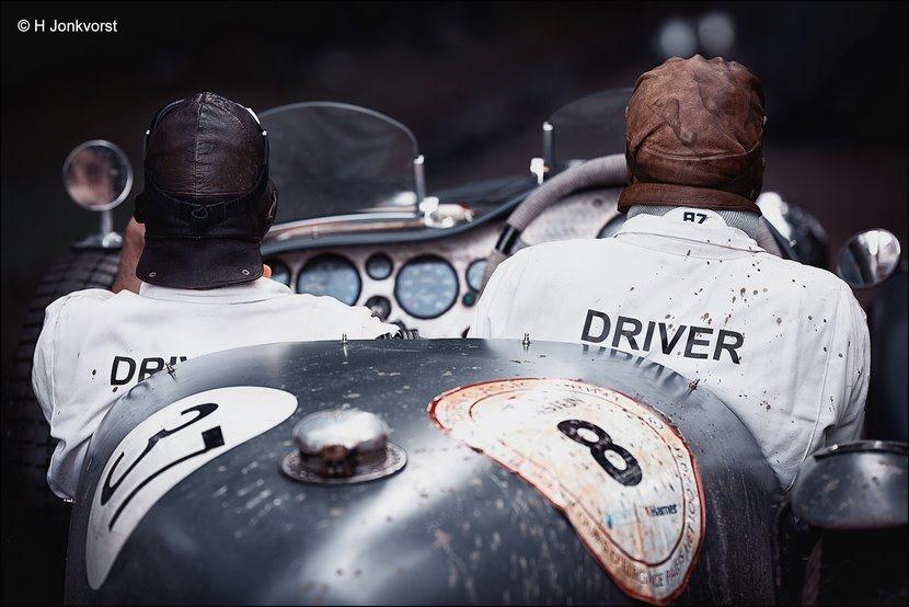 Driver, Who's the bob, wie is de bob, de bob, bob jij of bob ik, Classic Rally, Classic Car, Classic Racing, Fotografie, Foto