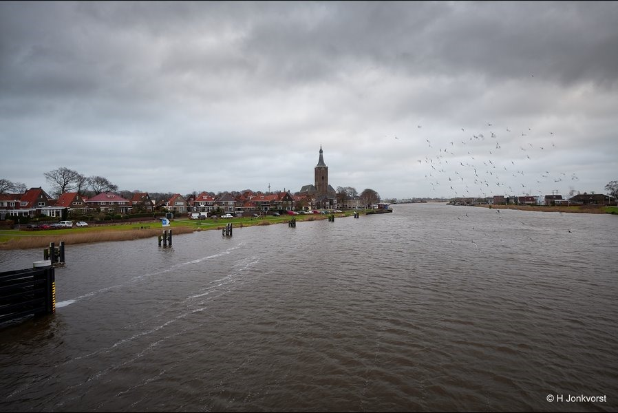 Stephanuskerk Hasselt, Grote kerk Hasselt, Landschapsperspectief, Zwartewater, Zwartewaterbrug, Landschap Hasselt, groothoekperspectief, Groothoek, groothoekfotografie, Fujifilm XT2, Fujifilm XF 8-16mm f2.8 R LM WR