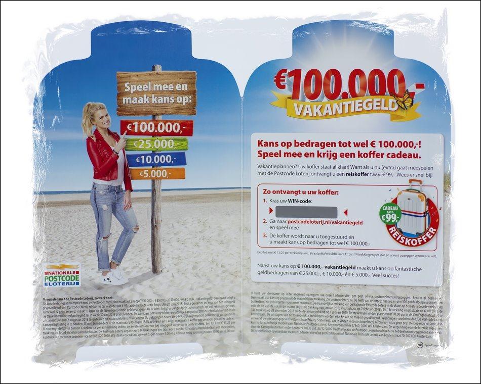 geadresseerde reclame, postcode loterij, nationale postcode loterij, lotto, bonus, miljoenenjacht, spam, postfilter, ergernis reclame, jackpot, jackpot pas, krassen, kras open, kraslot, ongewenste post, Fotografie, Foto