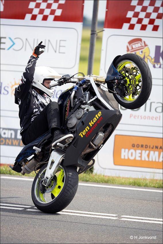 Johnnie Do, John Den Ouden, motorcycle stuntrider, motorstuntrijder, Honda CBR600RR, Stuntshow, stuntmotor, Brommersprint Genemuiden, Brommersprint Genemuiden 2019, Sport, Motorsport, Canon eos R