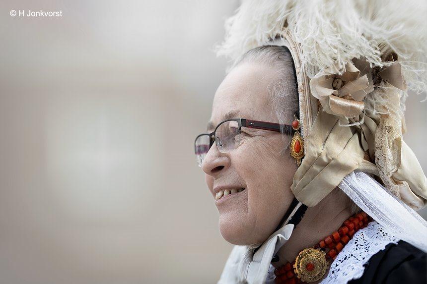 Dag van de klederdracht, Nationale dag van de klederdracht, Nationale dag van de klederdracht 2019, Nationale dag van de klederdracht Urk, klederdracht authentiek, authentieke klederdracht, portret