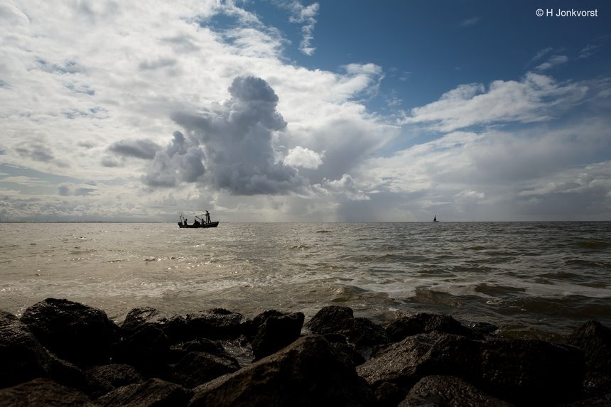 kleinschalige visserij, kleinschalig vissen, visvangst IJsselmeer, Urker vissers, visbootje, Urk, IJsselmeer Urk, vissen op het IJsselmeer, Fujifilm XT2, Fujifilm XF 16-55mm F2.8 R Lm Wr, Fotografie, Foto, Photography