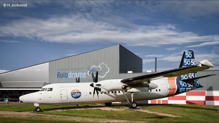 Aviodrome, Aviodrome Lelystad, vliegtuigmuseum, Lelystad Airport, luchtvaartmuseum, geschiedenis van de luchtvaart, Fokker, Fokker vliegtuig, Fotografie, Foto, Photography, Photo, Fujifilm XT2, Fujifilm XF 16-55mm F2.8