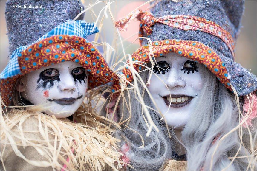 Carnavalsoptocht Zwolle, Carnavalsoptocht Zwolle 2020, Carnaval, Carnaval 2020, Carnaval Fotograferen, Carnaval Nederland 2020, Carnaval Zwolle, Carnaval Zwolle 2020, Carnavalsportret, vogelverschrikker